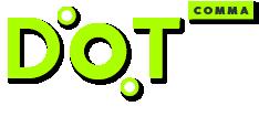 Dot Comma